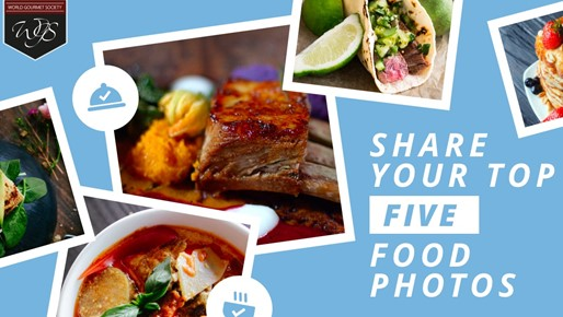 Share your top five food photos