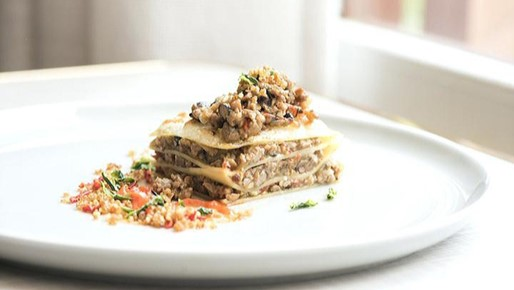 Pasta time! Michelin star ideas.