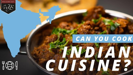 Can you cook Indian cuisine?
