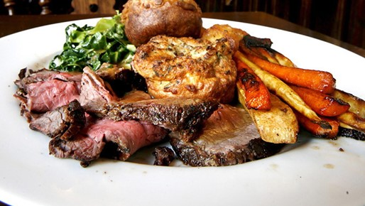 Find the best Sunday Roast places in your region