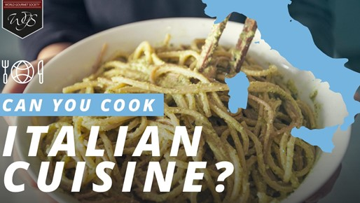 Can you cook Italian?