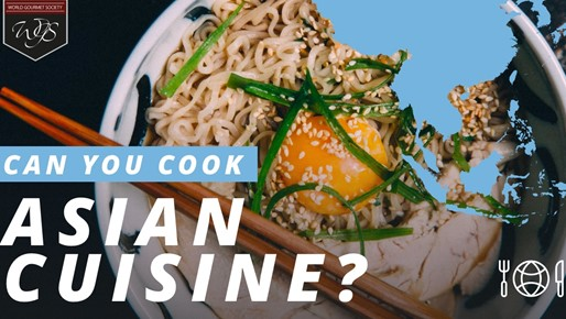 Can you cook Asian cuisine?