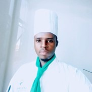 Chef Benjamin Dube Maganga